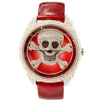 Skull watch,COOL