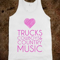 Trucks, Cowboys& Country Music - Southern