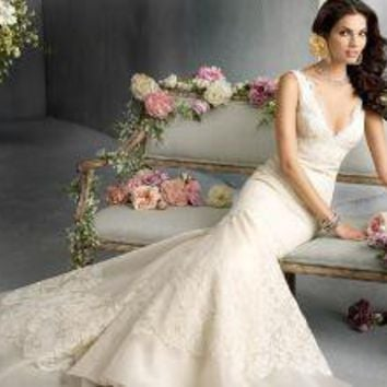 Bridal Gowns, Wedding Dresses by Jim Hjelm - Style jh8800