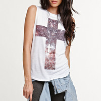 Workshop Nebula Cross Tank at PacSun.com
