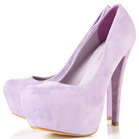 SULTRY Platform Court Shoes - New In This Week  - New In  - Topshop