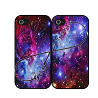 Amazon.com: Fox Fur Nebula Best Friends Set Iphone 4/4s Case: Everything Else