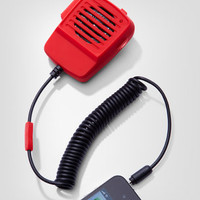 Walkie Talkie Microphone &amp; Speaker
