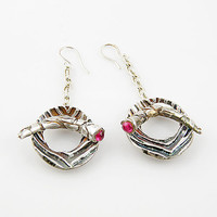 Animal Candy Pure Silver Earrings