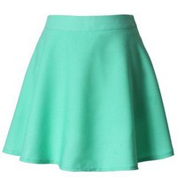 Feminine Ways to Wear a Full Skirt