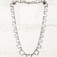 Free People  Vintage Czechoslovakian Crystal Necklace at Free People Clothing Boutique