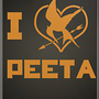 &quot;I Love Peeta&quot; iPhone &amp; iPod Cases by thehookshot | RedBubble