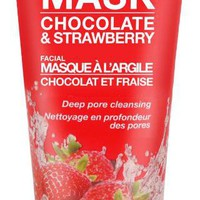 Feeling Beautiful Chocolate & Strawberry Facial Clay Mask