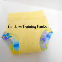 Custom Training Pants - Water Resistant Trainer