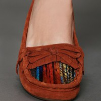 Free People Dreamweaver Moccasin