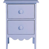 Nellie Bedside Dresser, 2 drawers
