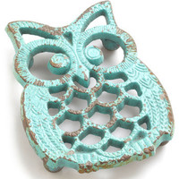Hoot Stuff Trivet | Mod Retro Vintage Kitchen | ModCloth.com
