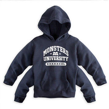 MU 4-Arm Hoodie for Boys | Store | Monsters University