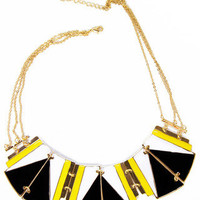 RIBA RETRO NECKLACE