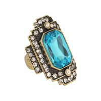 Art Deco Cocktail Ring | FOREVER21 - 1000041025