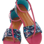 HOLD VP: Twist of Gait Sandal | Mod Retro Vintage Sandals | ModCloth.com