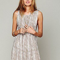 Tallow for Free People  Tanzania Tie Dress at Free People Clothing Boutique