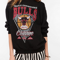Urban Outfitters - Junk Food Chicago Bulls Basketball Sweatshirt
