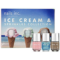 Sephora: Ice Cream & Sprinkles Collection : nail-sets-nails-makeup