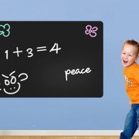 Chalkboard Wall Decal - Rectangle