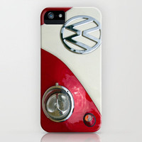 VW Split Screen iPhone Case by Alice Gosling | Society6