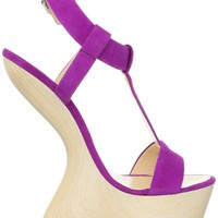 Giuseppe Zanotti Women&#x27;s E20331 Wedge Sandal