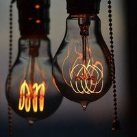Nostalgic Edison Light Bulb