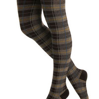 Launch Plaid Tights | Mod Retro Vintage Tights