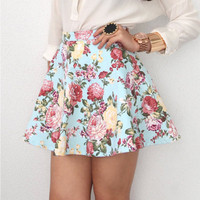 The Find: Flowing Floral Skirts