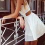 Wonderfully Well-Dressed: White Dresses