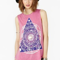 Zodiac Muscle Tee