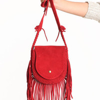 Desert Heat Fringe Crossbody Purse - $65.00 : ThreadSence.com, Your Spot For Indie Clothing & Indie Urban Culture