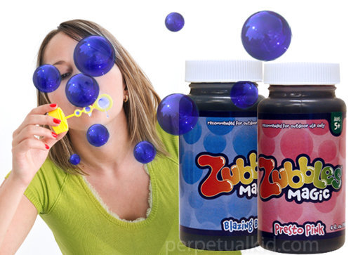 ZUBBLES COLORED BUBBLES