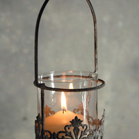 "12"" Juliet Hanging Candle Holder"