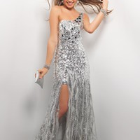 Homecoming dresses by Blush Prom Homecoming Style 9503