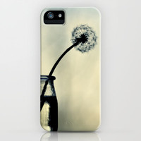 make a wish iPhone Case by ingz
