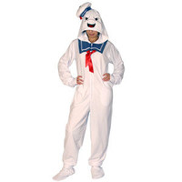 Stay Puft Hood'n Footie Union Suit