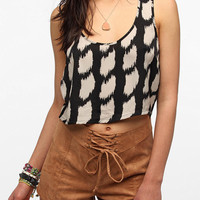 byCORPUS Breezy Cropped Tank Top