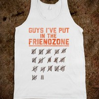 Guys I've Put in the Friend Zone