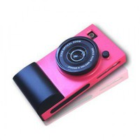 iCam iPhone 4/4s Case - 2 In 1 Jacket Designer Protective Case