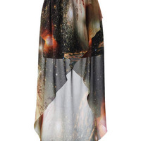 Mysterious Universe Tulip Skirt(arrival at 17th March) [NCSTD0035] - $32.99 :