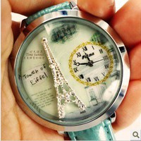 [grhjr4150004]Girl  Fresh  Fashion Watch