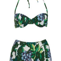 Purple Grape Underwired Bikini - New In This Week  - New In