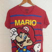 Mario Hot Topic Shirt from Original Unoriginality