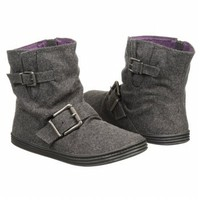 Women's Blowfish  Rydan Grey 2 Tone Flannel FamousFootwear.com