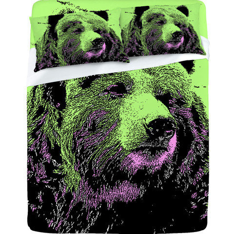 Romi Vega Bear Sheet Set