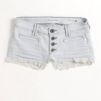 Bullhead Exposed Button Railroad Shorts at PacSun.com