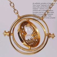 Harry Potter TIME TURNER NECKLACE Hermione by greatshophandmade