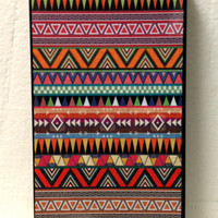 Iphone Case - Aztec Design for Iphone 4 and Iphone4s
