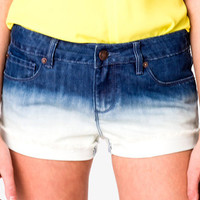 Ombre Denim Shorts | FOREVER 21 - 2027411576